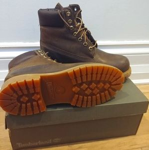 New Men's Timberland Boots Size 8